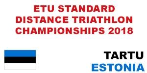 ETU Standard Distance Triathlon Championships 2018