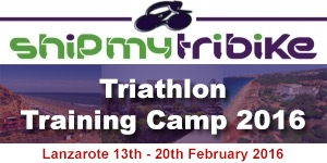 Lanzarote Triathlon Training Camp