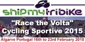 Race the Volta Cycling Sportive Algarve 2015