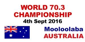 World 70.3 Championship